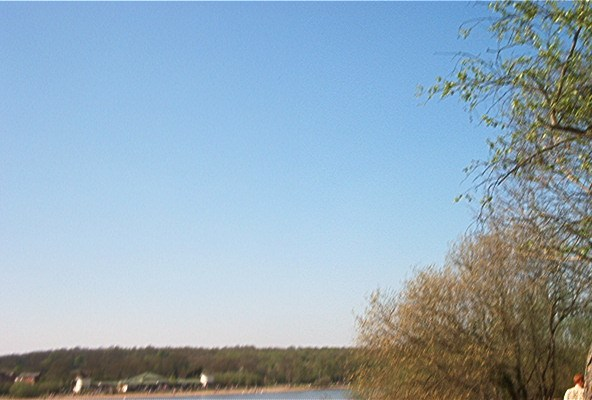 Blue Sky Over Ruislip Lido